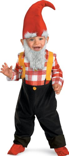 Garden Gnome Toddler Costume - Toddler (2T)
