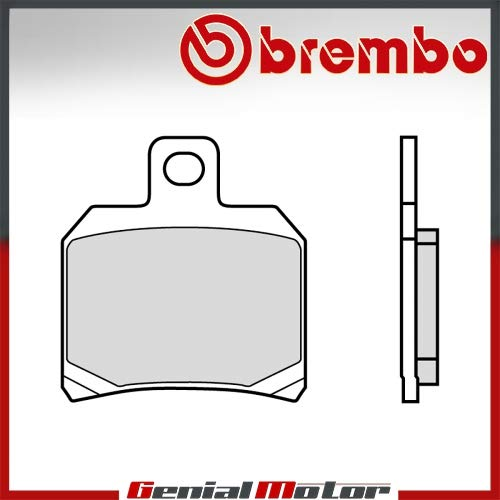 Pastiglie Brembo Freno Post 07BB20.35 per MULTISTRADA 1200 2010  2014