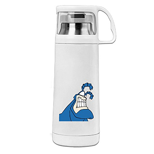 [Bekey The Tick Stainless Steel Vacuum Travel Mug With Handle Cup Water Bottle] (Sims 3 Seasons Costumes)