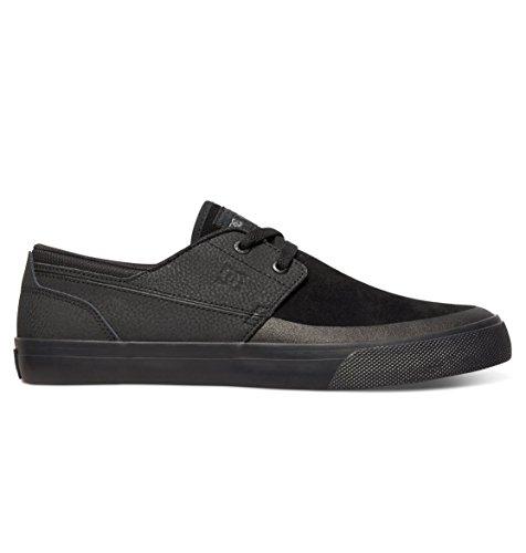 DC - Wes Kremer Men 2 S Skate-Schuhe, EUR: 42, Black/Black/Black