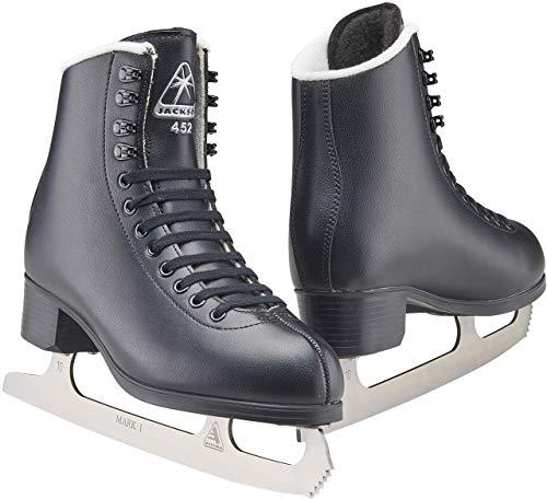 Jackson Ultima JS452 Black Figure Ice Skates for Men/Size: Adult 10