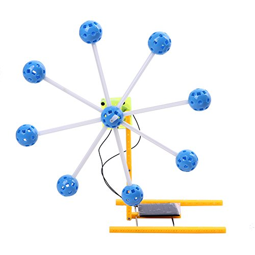 TTnight Ferris Wheel Physics Experiment Toy, 11.8inch Sol...