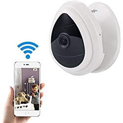 Mini Wireless Home Security Camera WiFi Surveillance IP Cameras Baby/Pet Monitor Nanny Cam Video Monitor Motion Dectection