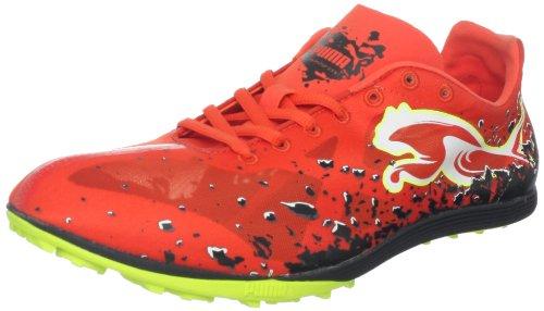 PUMA Men's Crossfox XCS Running Shoe,Cherry Tomato,9 D US