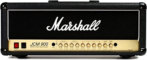 Marshall JCM900 4100 100W 2-Channel Tube Head by Marshall