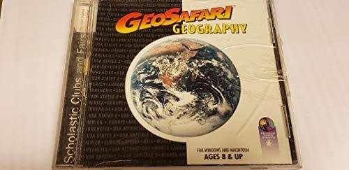 GeoSafari Multimedia Game , Geography, History , Science Vol. 1
