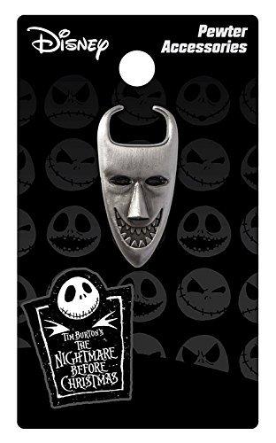 Disney Lock Mask Pewter Lapel -