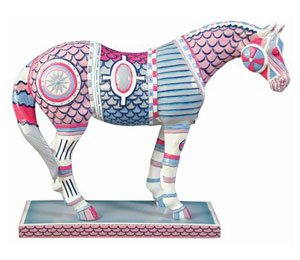 Trail of Painted Ponies - Painted Lady Figurine - Retired by Westland Giftware - 12211