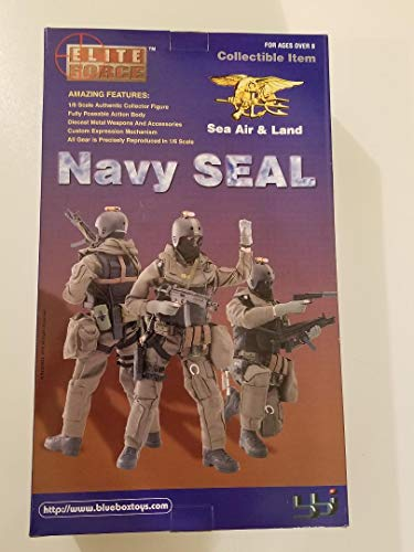 Elite Force Navy Seal Team 8