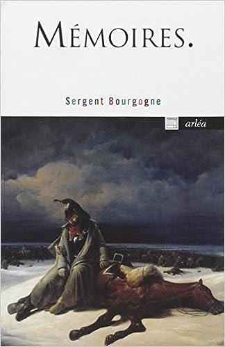Mémoires du sergent Bourgogne pdf