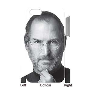 Customized Case Steve Jobs Diy Iphone 4/4s hard Case UN939181