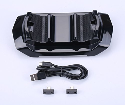 Docking Psp Station (PS4 Controller Dual Charge Docking - PS4 fast charging base is KAOPUREN production product)
