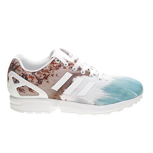 Flux Zx Herren Adidas Multicolore Sneaker 04BR5wq