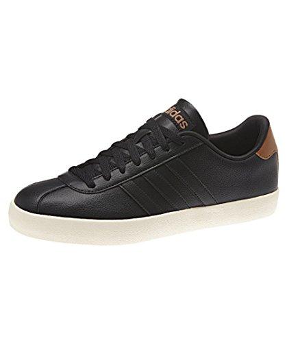 adidas NEO Herren Sneakers Vlcourt Vulc Schwarz (200) 40