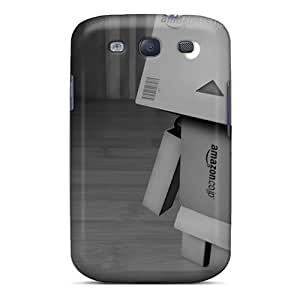 Durable Case For The Galaxy S3- Eco-friendly Retail Packaging(danbo Eyes)