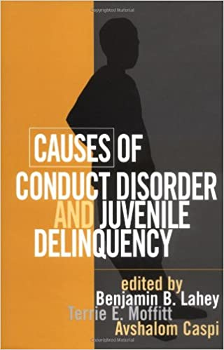 leading causes of juvenile delinquency