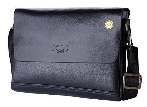 Genuine Briefcase Shoulder Messenger Business