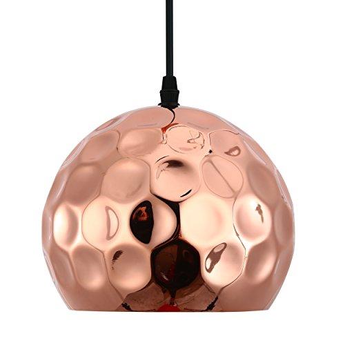 Hammered Copper Light Pendant