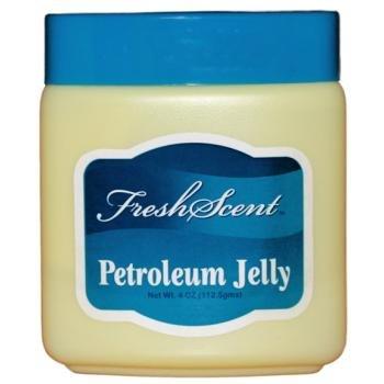 Freshscent 4 Oz Tub Of Petroleum Jelly