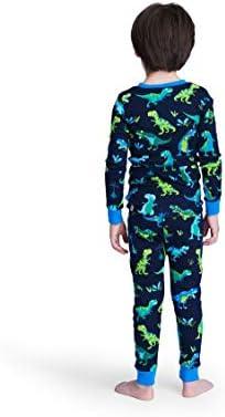 Hatley Organic Cotton Pyjama Sets Ensemble B/éb/é gar/çon