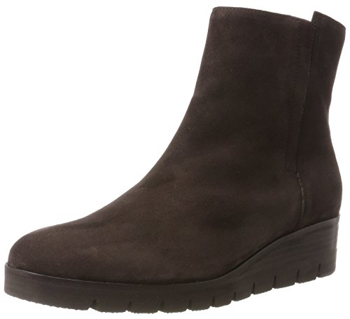 Fashion 38 Brown Boots Black Brown 38 Women's Gabor OWnqBZxUw