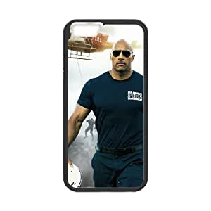 dwayne johnson as ray in san andreas iPhone 6 4.7 Inch Cell Phone Case Black gift pjz003-3902378