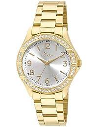 Relógio Condor Feminino Braceletes Co2035kus/4k - Dourado