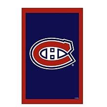 Montreal Canadiens Logo Applique Garden Flag