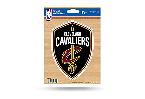 NBA Cleveland Cavaliers Die Cut Vinyl Decal