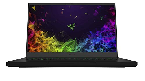 Razer Blade 15 Base Model 2019 - 15.6 Inch, 144 Hz Full HD Thin Bezel Display, Gaming Notebook with NVIDIA GeForce RTX 2060, Intel Core i7-9750H, 16GB RAM, 512GB SSD, Windows 10, QWERTY