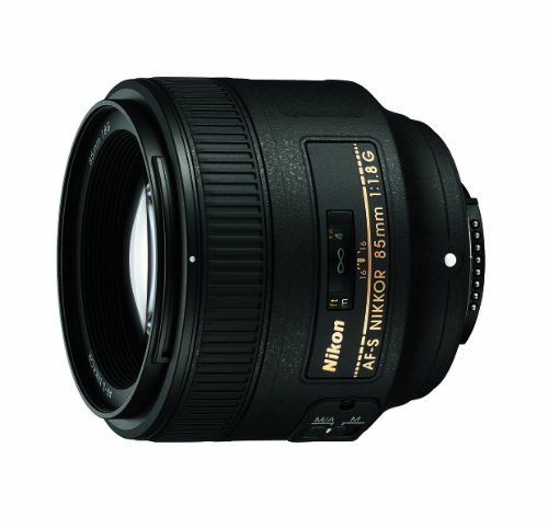 Nikon 85mm f/1.8G AF-S NIKKOR Lens for Nikon Digital SLR Cameras, Best Gadgets