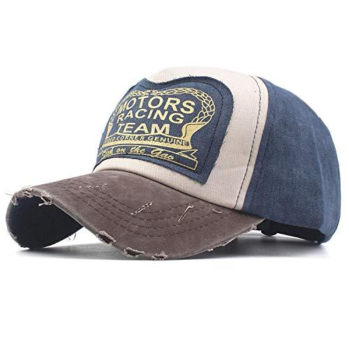 帽子 カジュアルキャップ 5パネルヒップホップウォッシュキャップ ユニセックス,ベージュ,56?60cm
