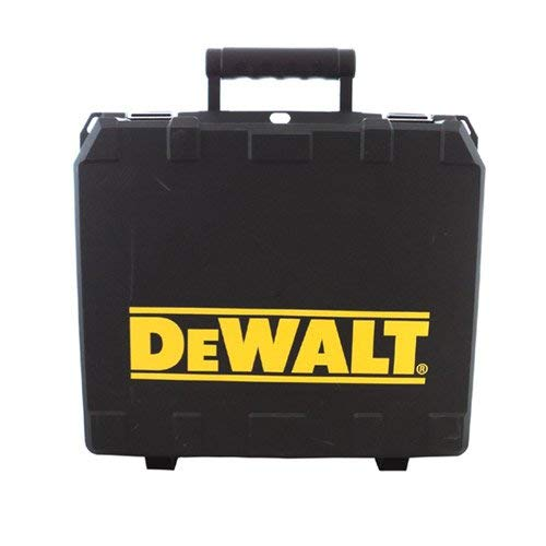 DeWALT Hard Plastic Universal Drill/Driver and Hammer Drill Tool Case (Renewed) ()