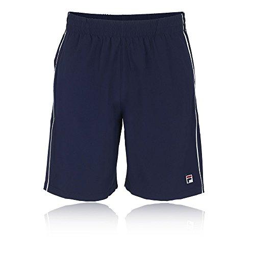 Fila Heritage Tennis Shorts - SS19 - Large - Navy Blue