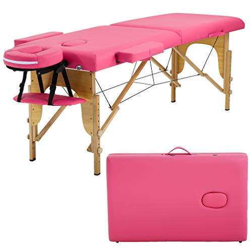 Massage Table Portable Massage Bed Spa Bed 73''L 24