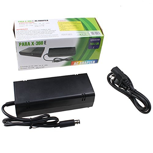 IMAGE® 12V 9.6A AC Adapter Charger Power Supply Replacement For Microsoft XBOX 360E Console Only
