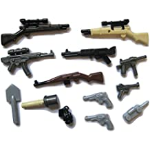Brickforge WWII WEAPONS PACK for Custom Minifigures