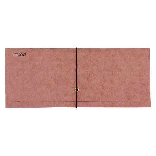 Mead Red Check Wallet (35260) ()