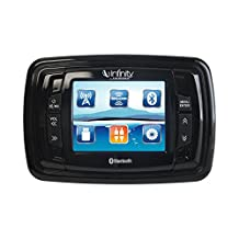 """Infinity PRV350 3.5"""" Color TFT Screen - 4x50 AM/FM/BT/USB/AUX in/3 x PRE-OUTS/SiriusXM-Ready St"""