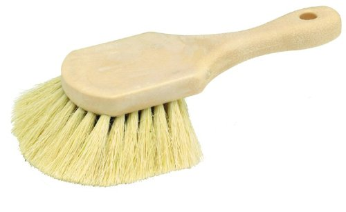 (MARSHALLTOWN The Premier Line 6525 20-Inch Long Handle Utility Scrub Brush )