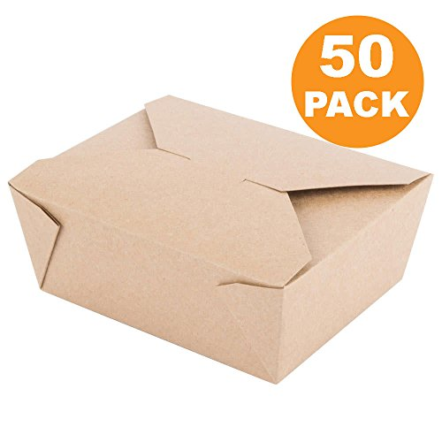 Carry Out Food - 45 OZ 6 x 5.75 x 2.5