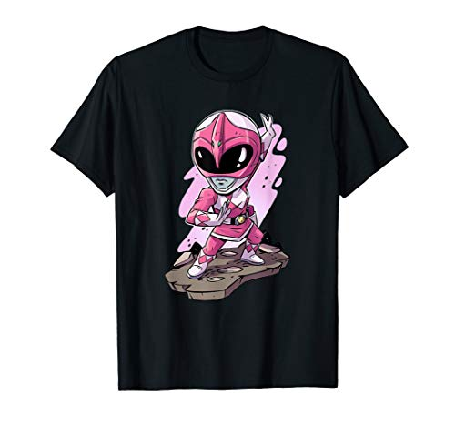 Power Morphin-Rangers T shirt kids boys girls ()