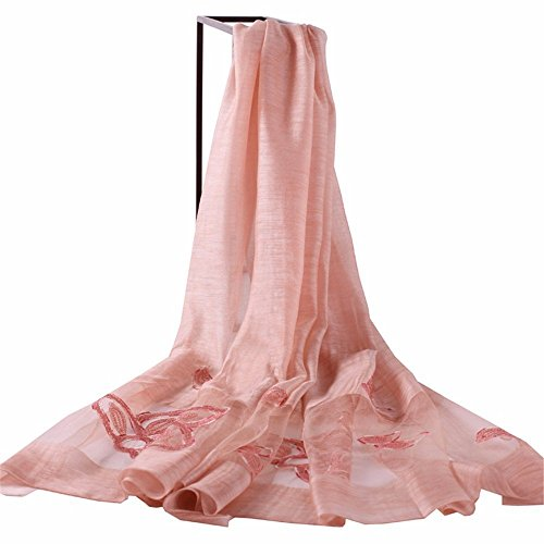 Dididd Scarf Wool Warm Shawl Spring Autumn Lady Mulberry Silk Scarf Summer Silk Long Scarf D