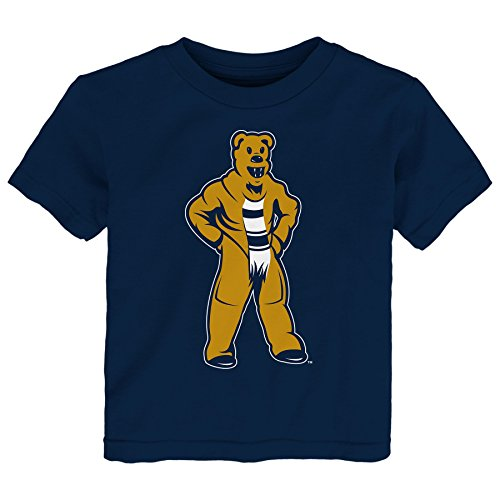 NCAA Penn State Nittany Lions Toddler Standing Mascot Tee, 3T, Navy ()