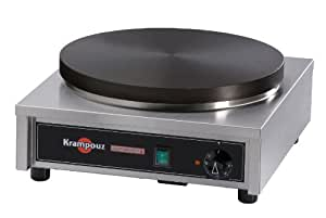 Krampouz CECIF4 Single Square Crepe Maker