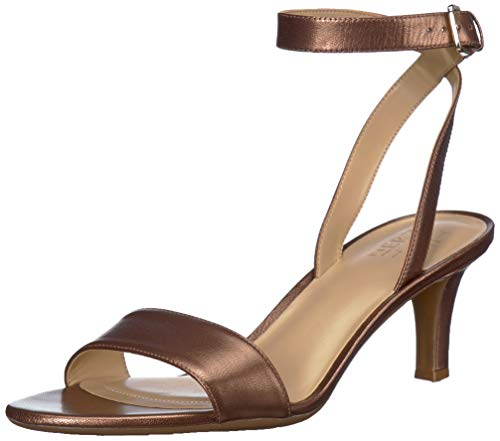 Naturalizer Women's TINDA Shoe, Caramel Pearl LTHR, 8.5 M US