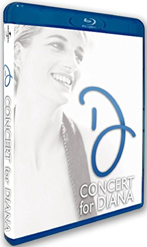 Concert for Diana [Blu-ray] [Import] B001HTLKD4
