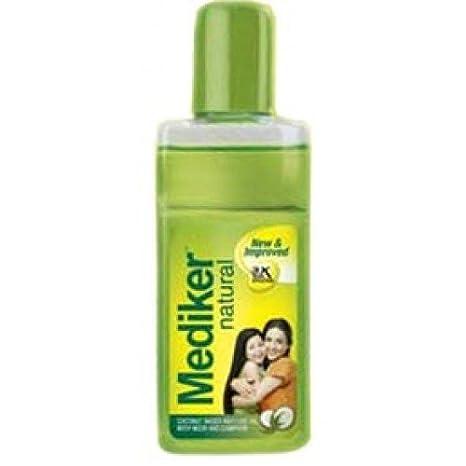 Buy Mediker Naturals Coconut Based Anti Lice Oil Shampoo Online