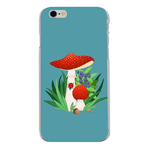 """Disagu SF-sdi-4337_1196#zub_cc6149 Design Schutzhülle für Apple iPhone 6S Plus - Motiv """"Fliegenpilz 03"""""""