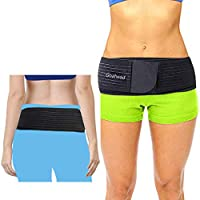Medical Si Sacroiliac Hip Belt for Women and Men That Alleviate Sciatic, Pelvic, Lower Back and Leg Pain, Stabilize SI Joint, Anti-Slip and Pilling-Resistant